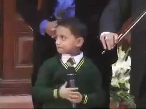 APS student beautiful song