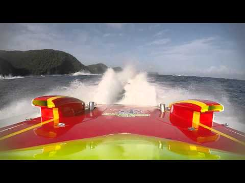 Total Monster Great Race 2015 Rearcam