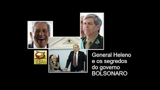 General Heleno revela os segredos do possível governo Bolsonaro