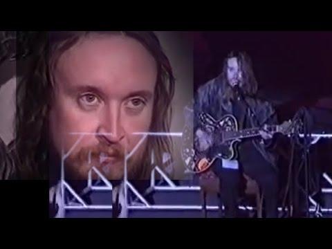 Егор Летов, акустика и интервью в Москве (16 мая 1997)