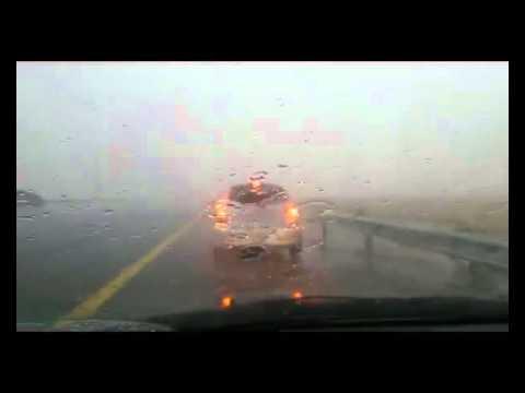 Heavy rains hit normal life in UAE | Manorama Online