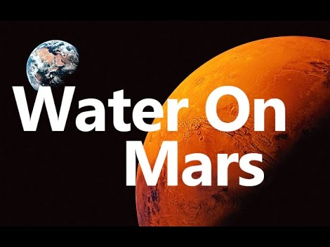 Mars Once Had More Water Than Earths Arctic Ocean