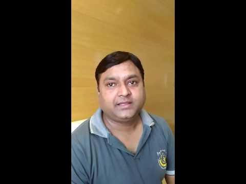 Mr A K Sinha,Sr Manager Corporation Bank Aligarh