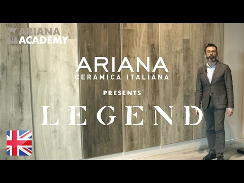 ARIANA PRESENTS LEGEND (en)