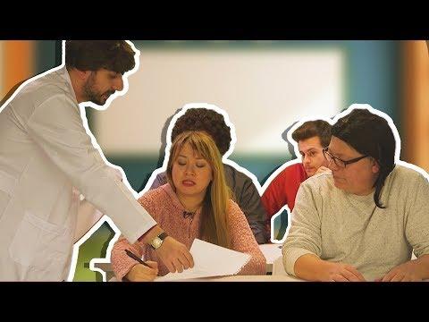 Öğrencilerin Yaşadığı 12 Gerilimli An