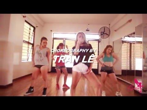"""Burn It Up"" Janet Jackson ft Missy Elliot / Choreography by Trân Lê/ Vdance"