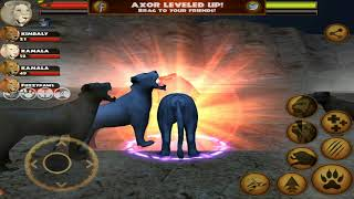 Ultimate Lion Family Survival Simulator 3D-By Gluten Free Games