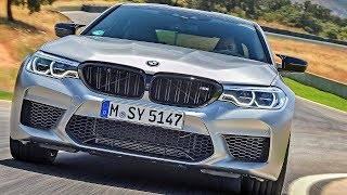 BMW M5 Competition (2019) Design, Interior, Test Drive