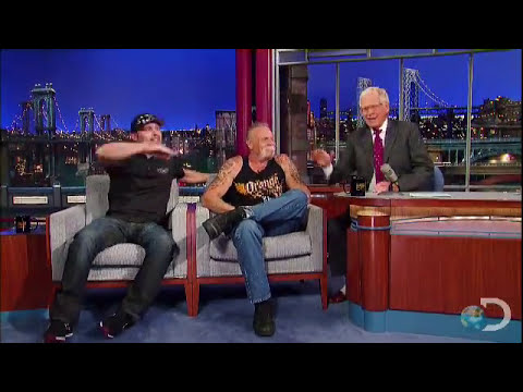 Senior in the Hot Seat | American Chopper