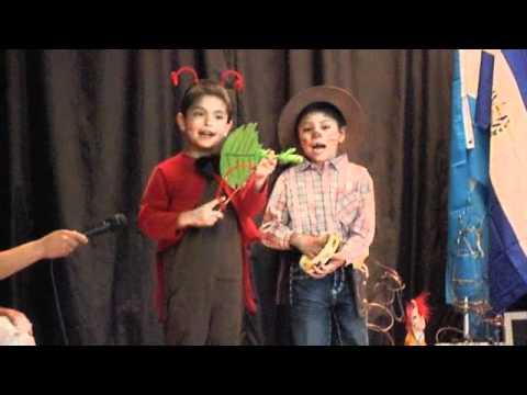 Escuela de Guadalupe's Talent Show 2012