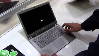 Acer Aspire S3 Hands On - Ultrabook at IFA 2011