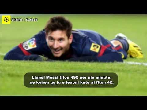 8Fakte per Leo Messi'n - 8Fakte - Futboll