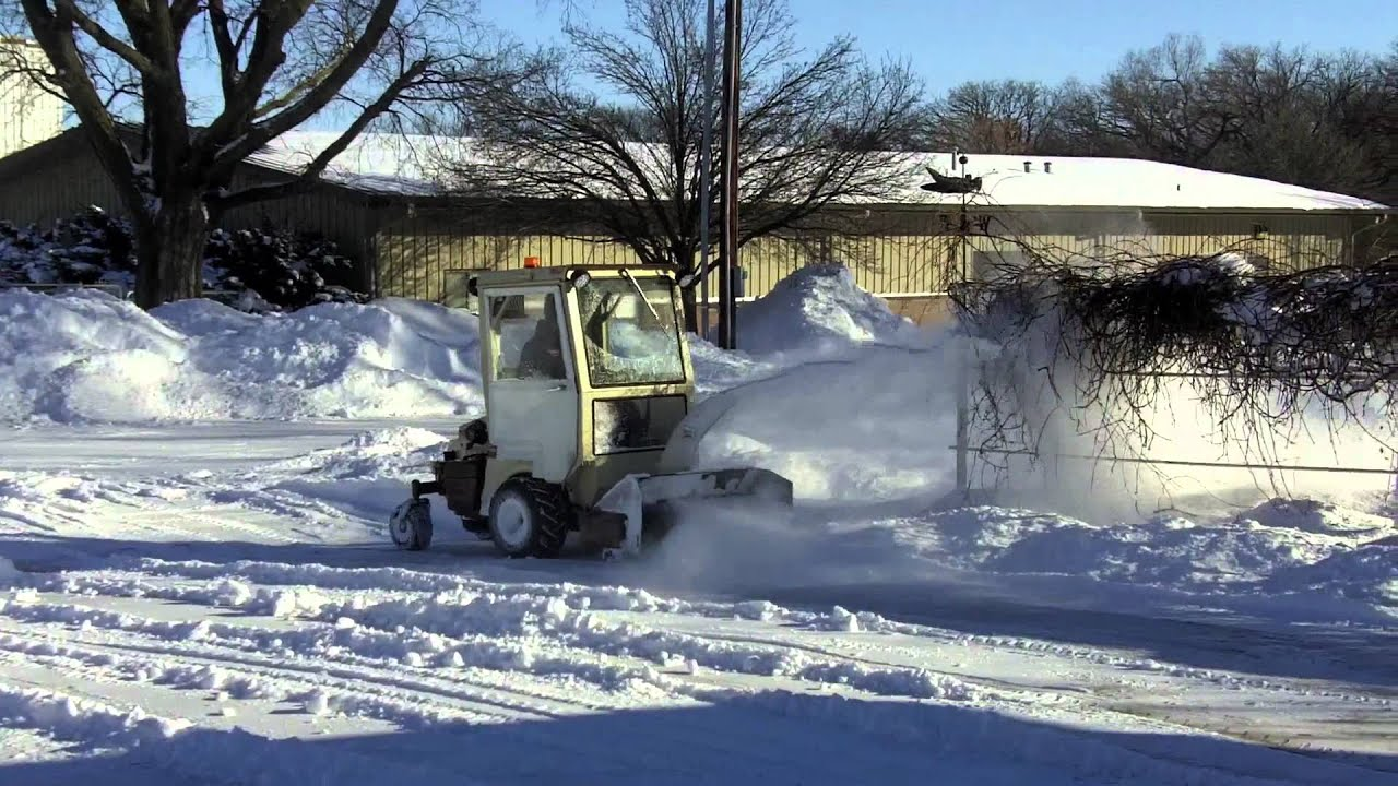 Clear Snow Effortlessly With Snowthrower Attachments For