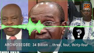 CAUGHT ON TAPE: CBN Gov Emefiele And Top Officials Discuss How To Cover-Up N500bn They Stole  -Part1