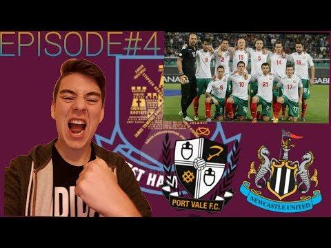FIFA 18 УЕСТ ХЯМ КАРИЕРА EP#4 ПОДПИСВАМЕ С БЪЛГАРИЯ