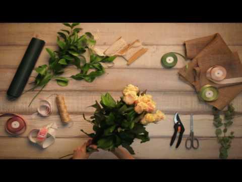 💓Букет «Островок любви» | Купить букет из роз Киев
