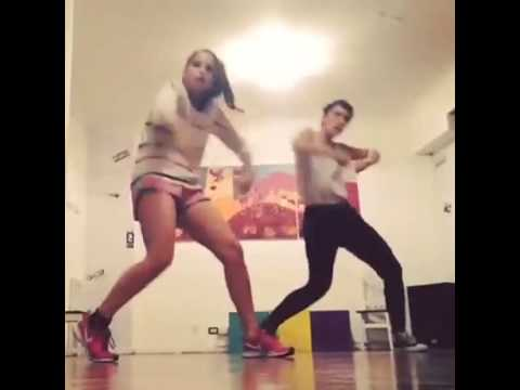 Cande Molfese dance :)