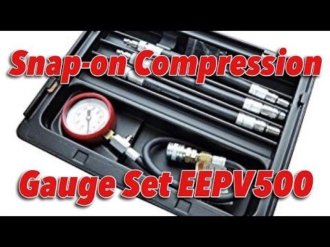 Snap-on Compression Gauge Set EEPV500 Review