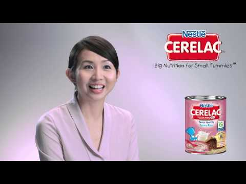Nestle Cerelac Evelyn Interview video