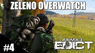 Arma 3 Edict Survival Mod | Zeleno Overwatch | Edict Highlight #4