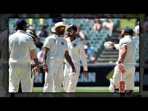 Ind vs Aus: David Warner's verbal spat with Varun Aaron