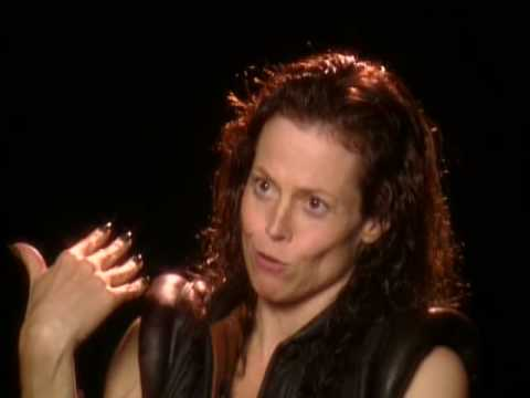 Sigourney Weaver Talks About Basketball Scene Alien Resurrection