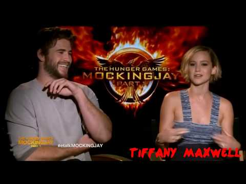 Jennifer Lawrence - Funny Moments (Part 30)