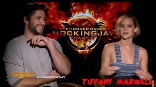 Jennifer Lawrence - Funny Moments (Part 30)