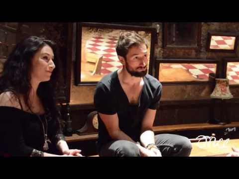 Backstage Tour with the cast of Once the Musical, Dublin