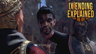 """""""IX"""" Easter Egg Ending Cutscene Explained   Are They Really Dead?   Black Ops 4 IX Easter Egg Ending"""