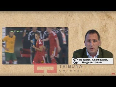 Adnan Januzaj te Kosova, Albert Bunjaku tregon të vërtetën