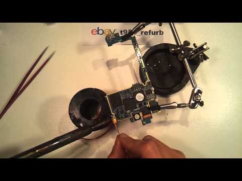 Samsung Power Switch Repair Fix Replacement Galaxy S2 t989