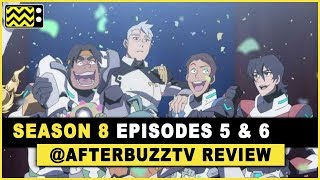 Voltron Season 8 Episodes 5 & 6 Review & After Show