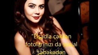 """Oksana Rəsulova: """"Onu həyatımdan silə bilmərəm"""""""