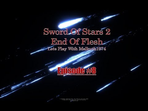 Lets Play Sword Of Stars 2 End Of Flesh: New Expansion Ep:08 The Slavers Are Coming