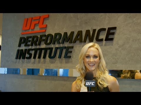 UFC Performance Institute - Presented by HSS