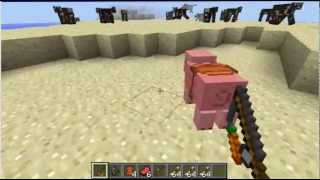 Minecraft: How To Hunt Animals Like a Boss