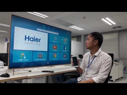 Smart Share Function (U5000A U6500U)
