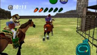 How to get Epona in The Legend of Zelda: Ocarina of Time