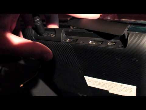 Thumb Toshiba Tegra 2 Tablet at CES 2011