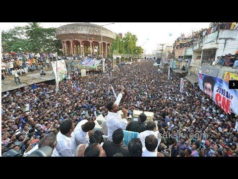 YS Jagan @ Bhimavaram Public Meeting || NTRకు వెన్నుపోటు పొడిచి.. వేడుక చేస్తున్నాడు!