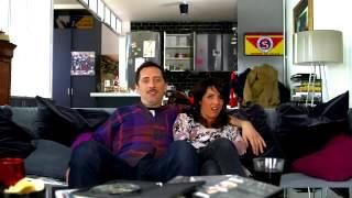 La télé commande - Florence Foresti et Gad Elmaleh