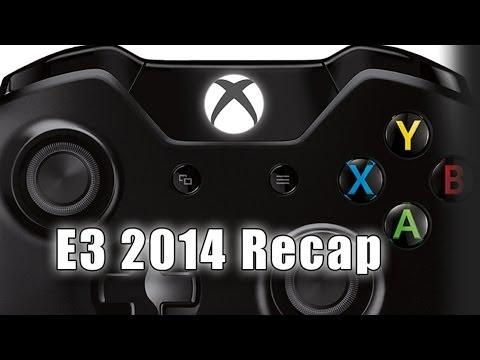 Microsoft E3 2014 Recap