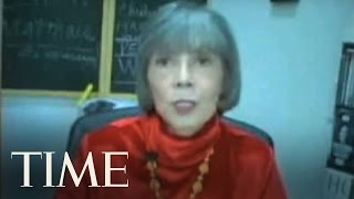 TIME Interviews Anne Rice