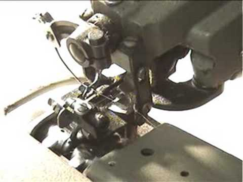 Industrial Blind Stitch Machine
