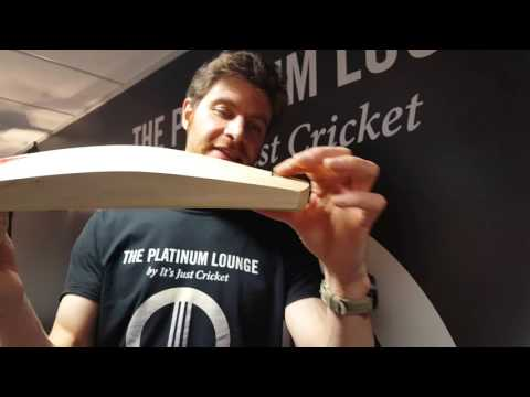 Gray-Nicolls Test Alastair Cook (AC) 630 Cricket Bat Review