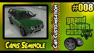 GTA V - Canis Seminole Car Customization + Offroad Test