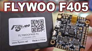 FLYWOO F405 32K Flight Controller Review ⚙️