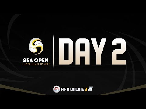 FIFA Online 3 : [ Day 2 ] Sea Open Championship 2017