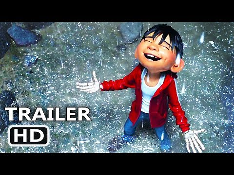 COCO Final Trailer (2017) Disney Pixar Animation Movie HD